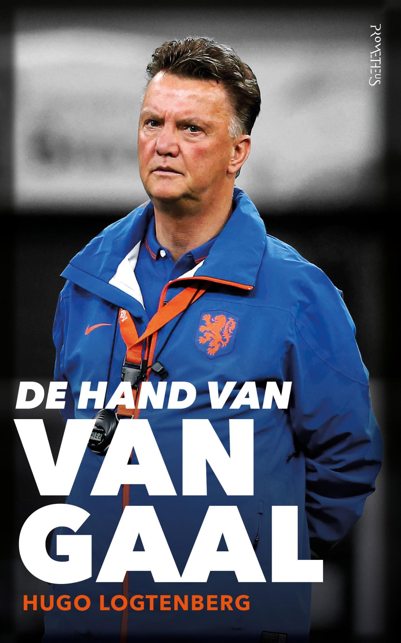 Cover De hand van Van Gaal