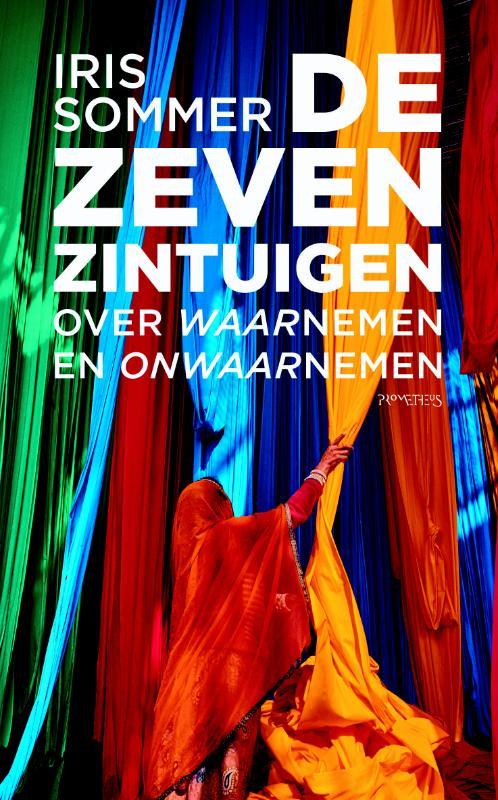 Cover De zeven zintuigen