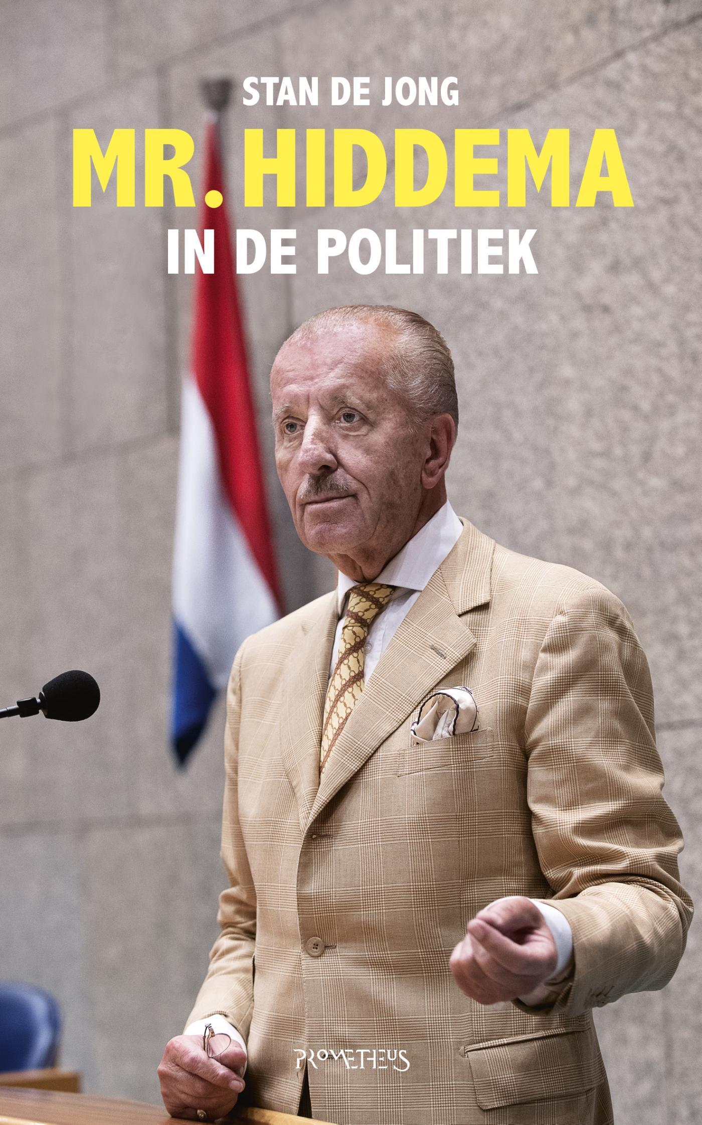 Cover Mr. Hiddema in de politiek