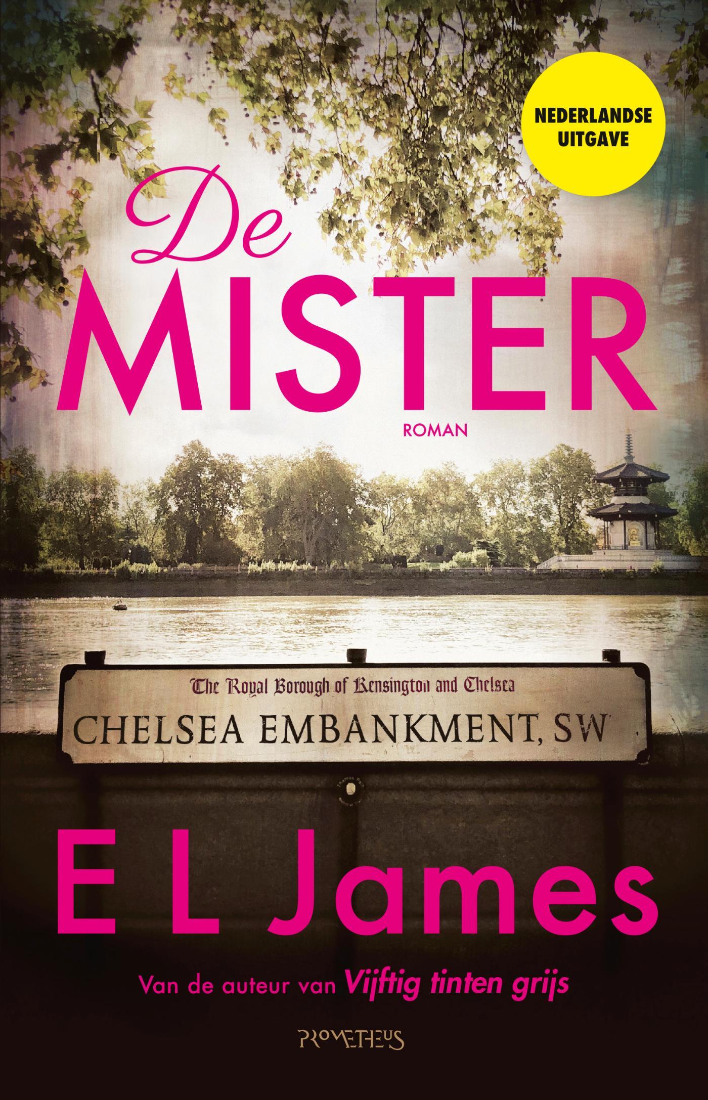 Cover De Mister