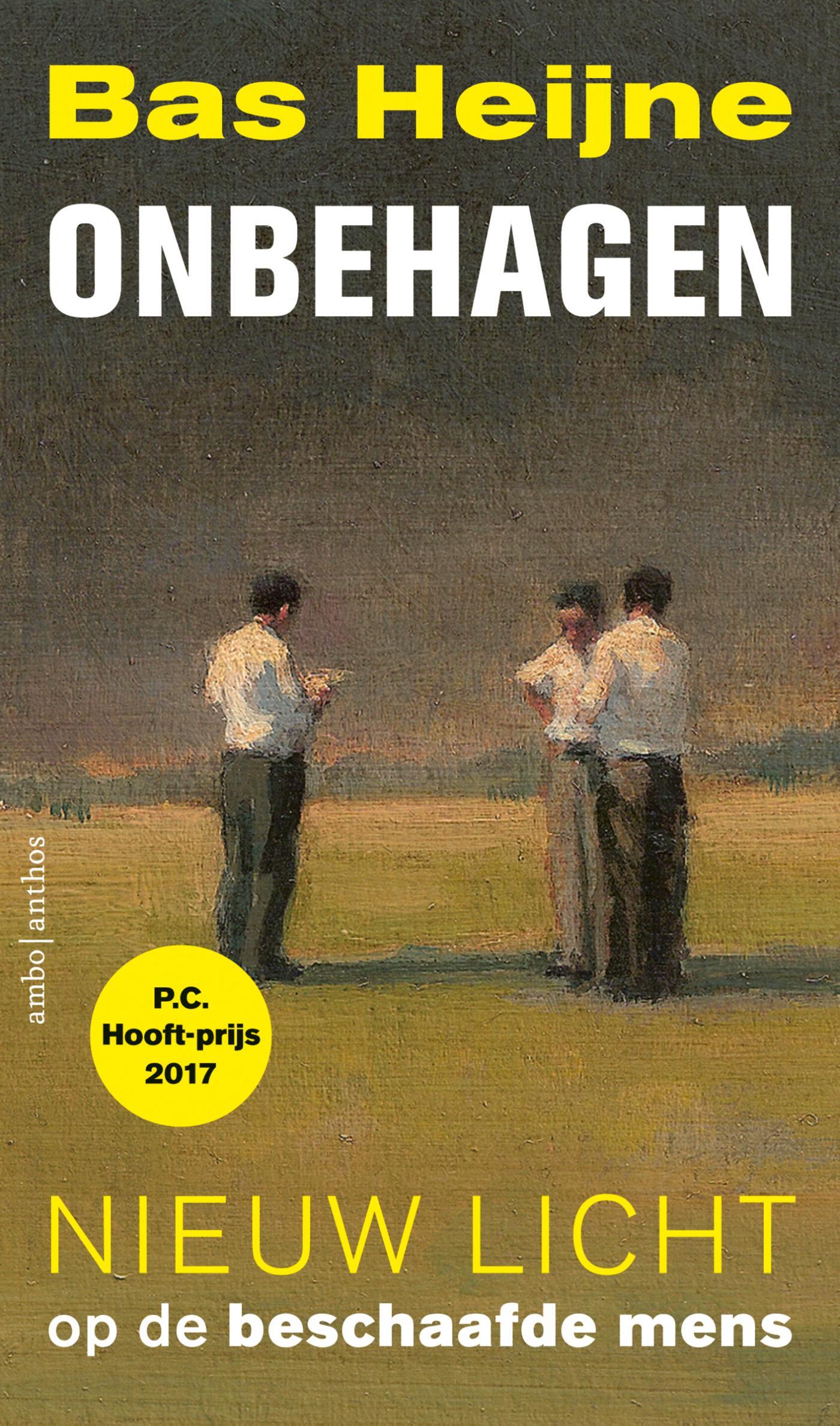 Cover Onbehagen