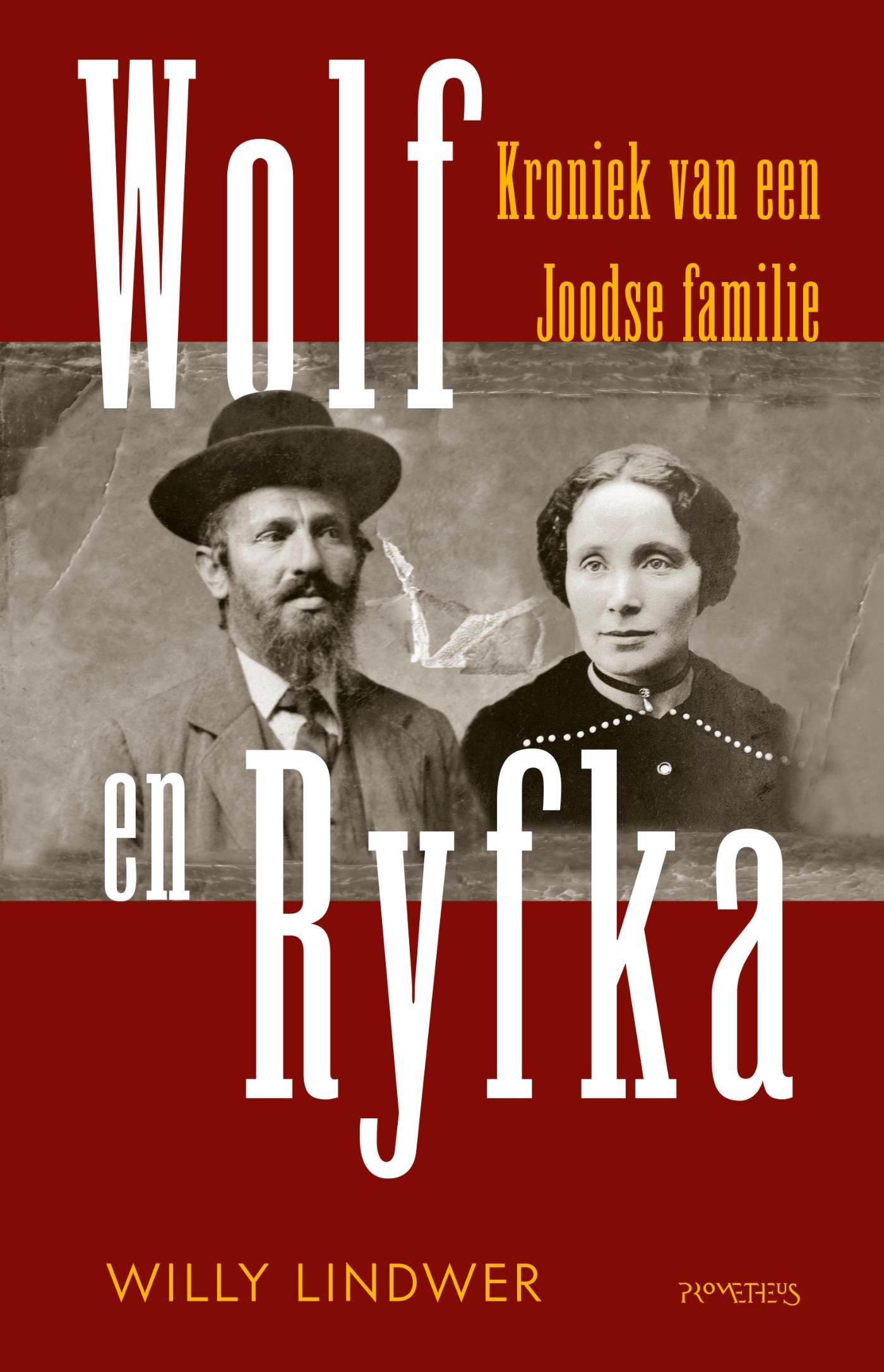 Cover Wolf en Ryfka