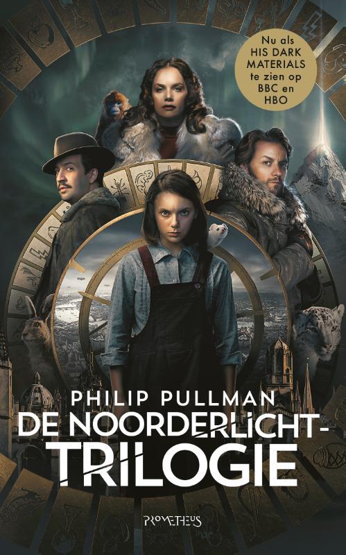 Cover De Noorderlichttrilogie