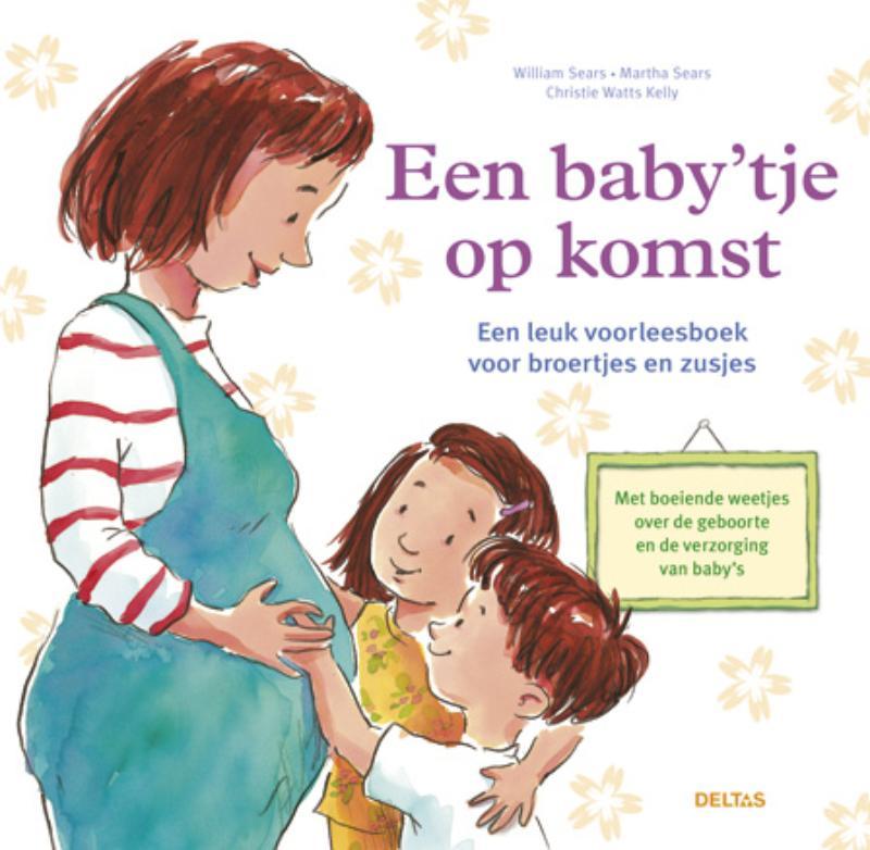Cover Een baby'tje op komst