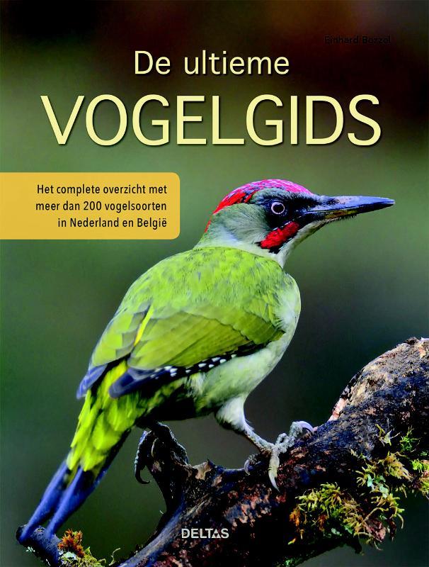 Cover De ultieme vogelgids