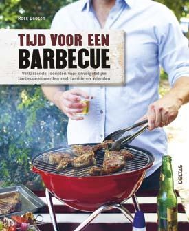 Cover Tijd voor een barbecue