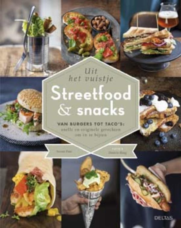 Cover Streetfood and snacks