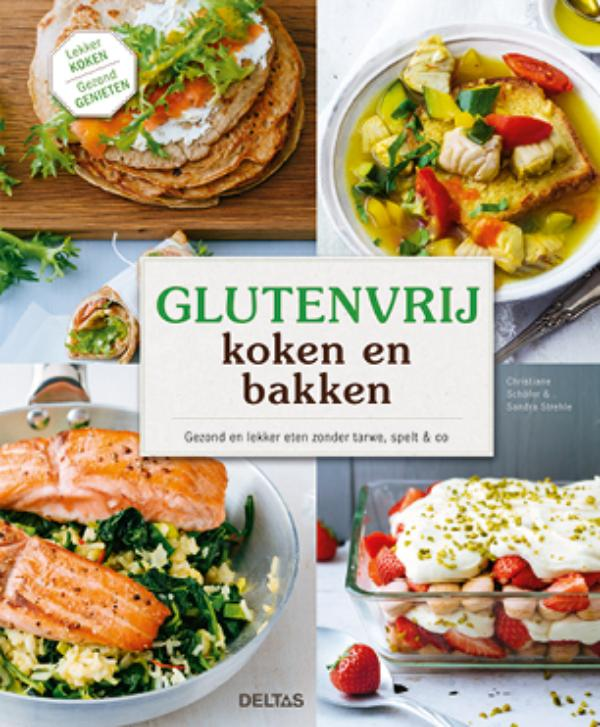 Cover Glutenvrij koken en bakken
