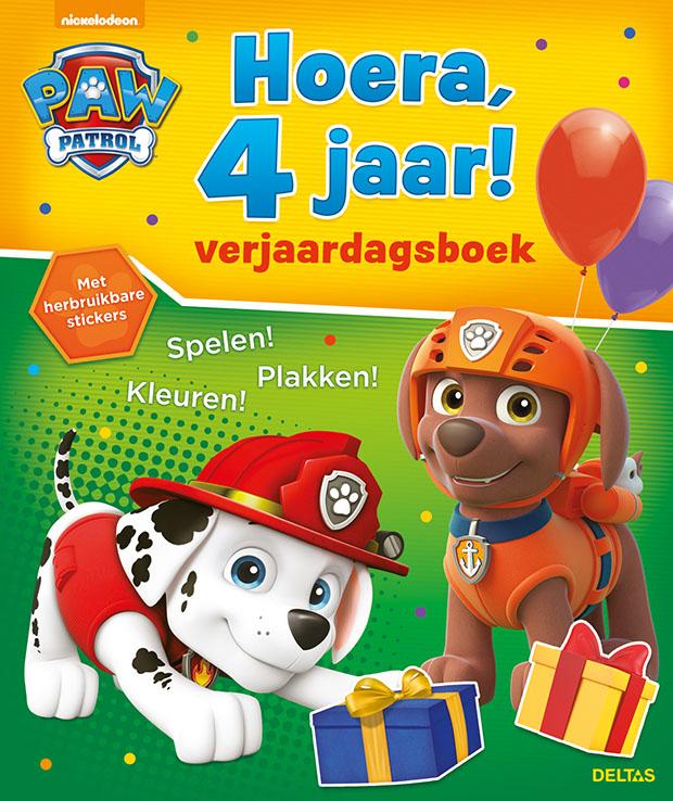 verjaardag kind 4 jaar Boek: Hoera, 4 jaar! Verjaardagsboek   Geschreven door n.b verjaardag kind 4 jaar