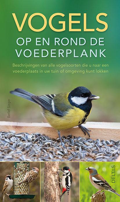 Cover Vogels op en rond de voederplank