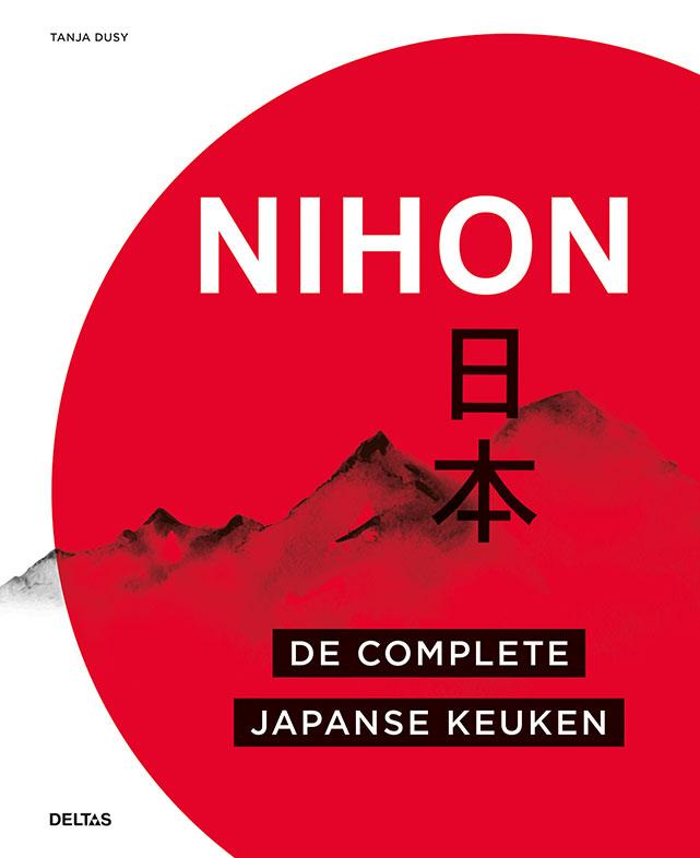 Cover Nihon De complete Japanse keuken