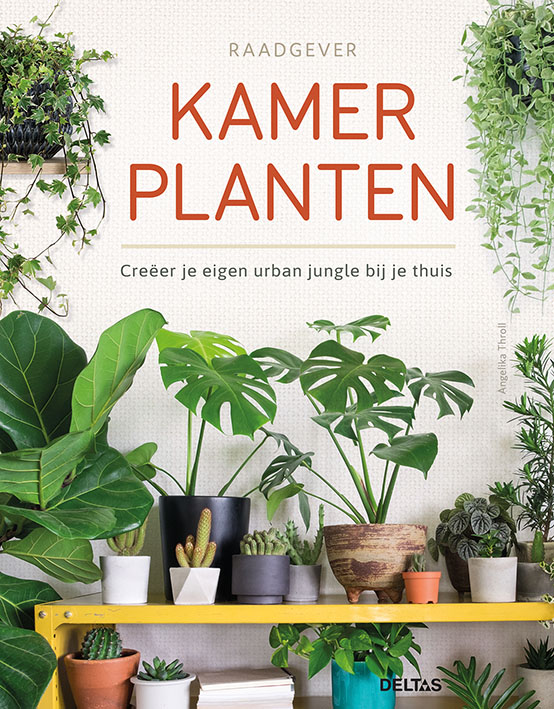 Cover Raadgever kamerplanten