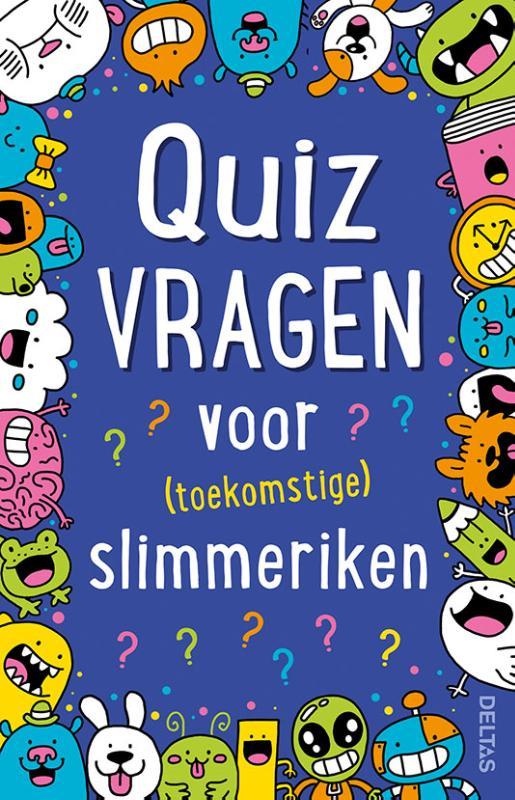 Cover Quizvragen voor (toekomstige) slimmeriken