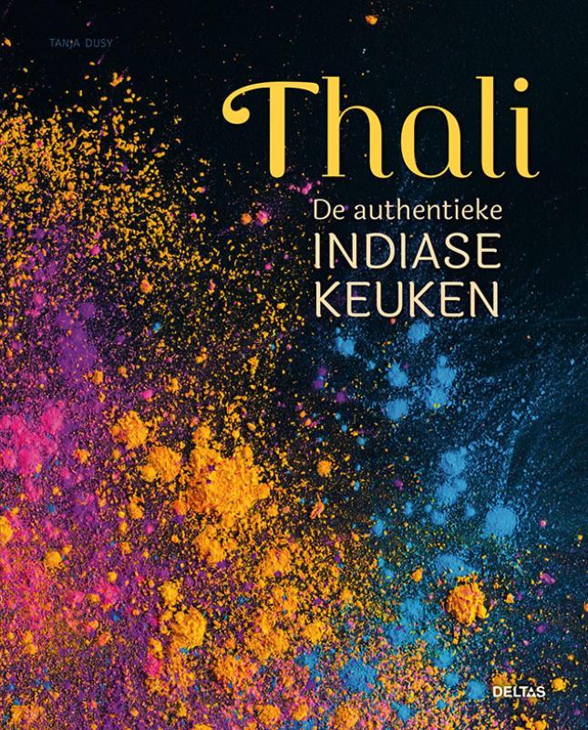 Cover Thali - De authentieke Indiase keuken