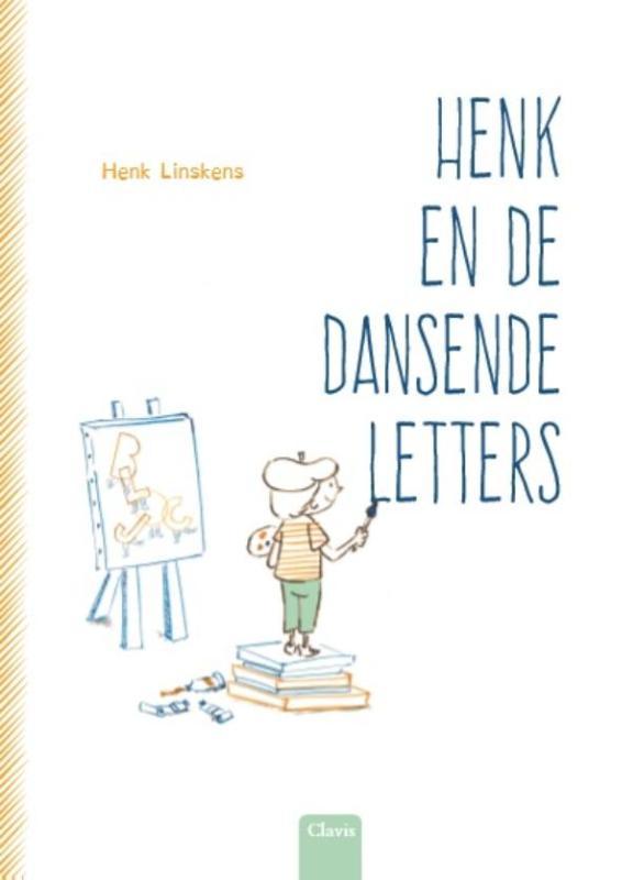 Cover Henk en de dansende letters