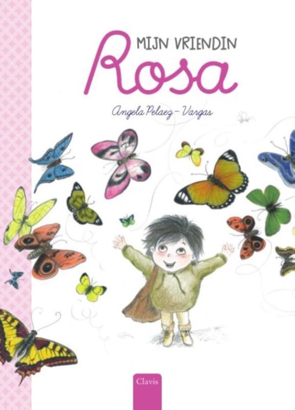 Cover Mijn vriendin Rosa