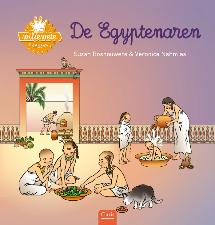 Cover De Egyptenaren