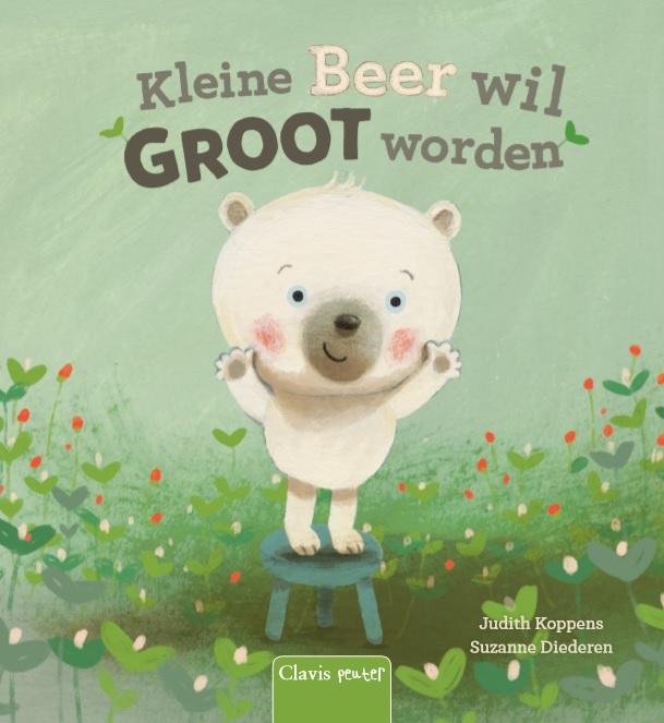 Cover Kleine Beer wil groot worden