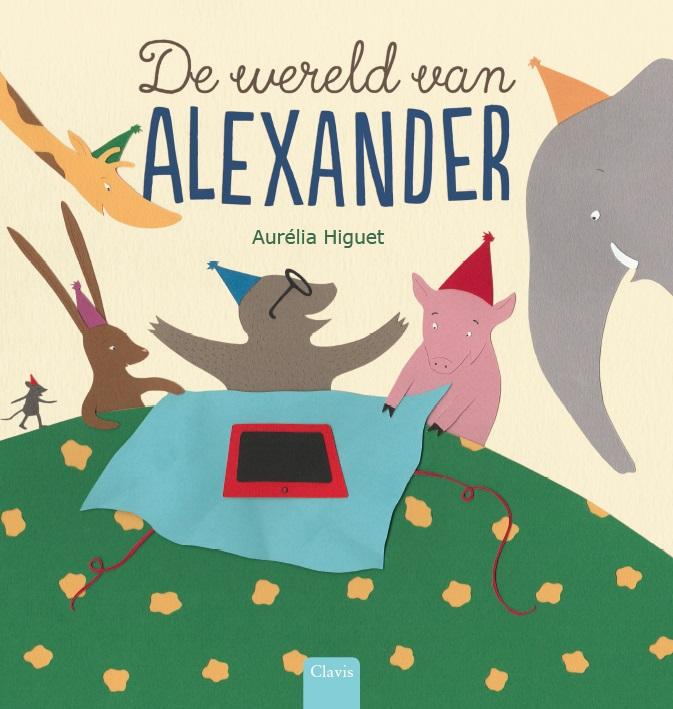 Cover De wereld van Alexander