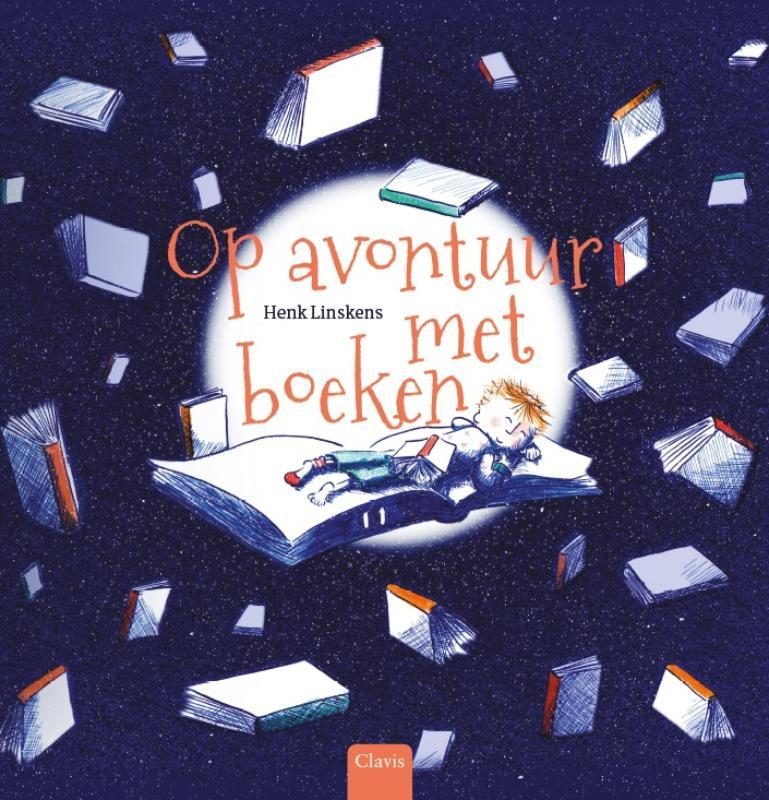 Cover Op avontuur met boeken
