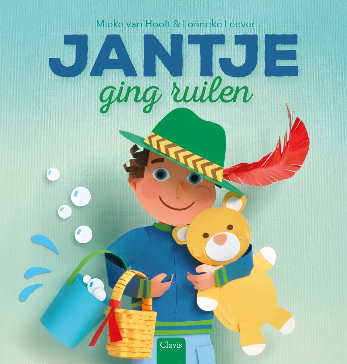 Cover Jantje ging ruilen