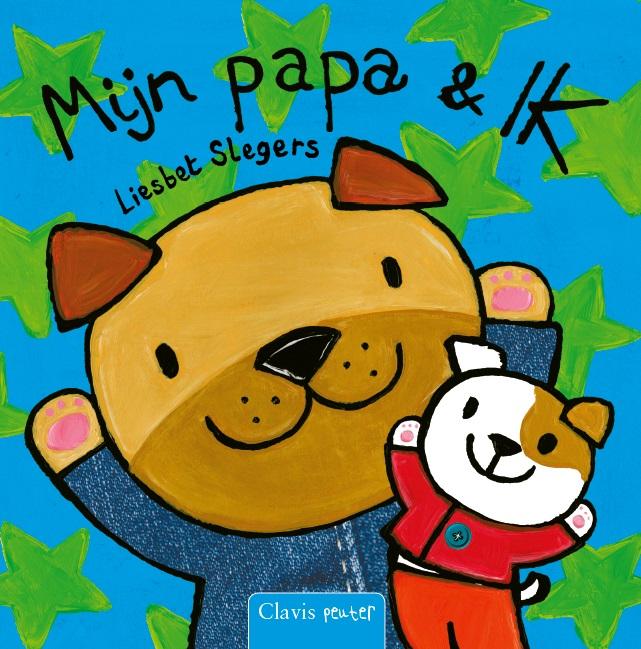 Cover Mijn papa en ik
