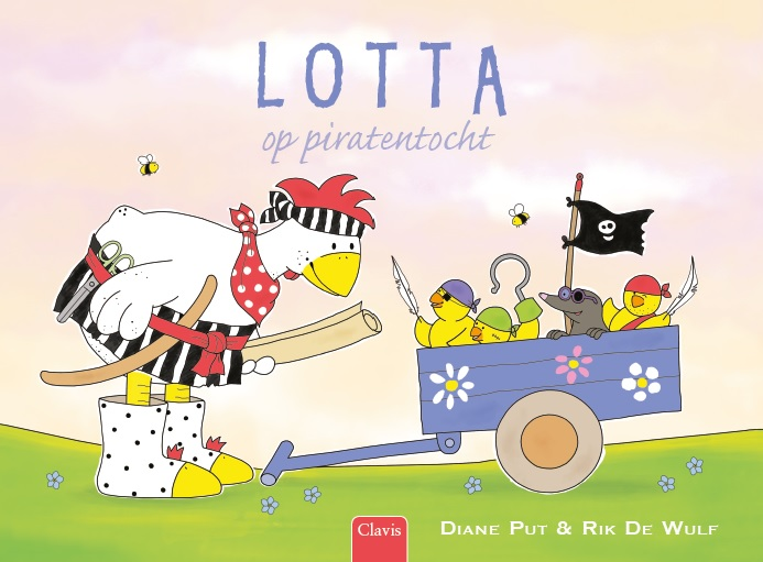 Cover Lotta op piratentocht