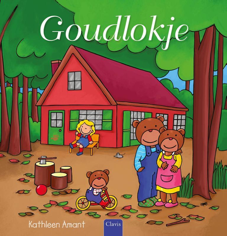 Cover Goudlokje