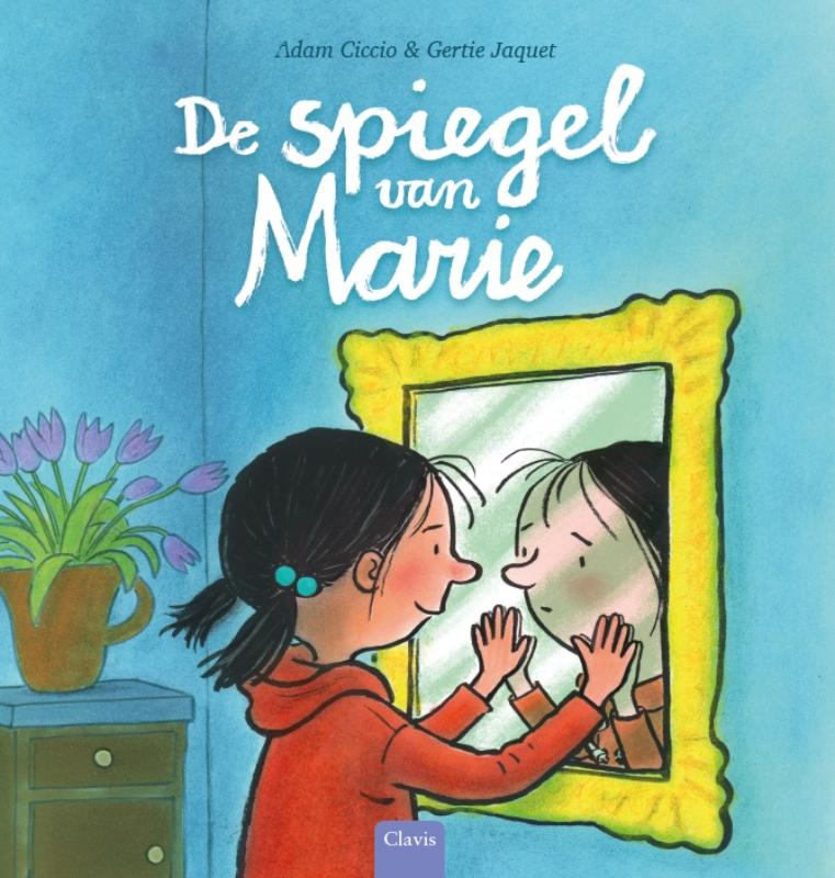 Cover De spiegel van Marie