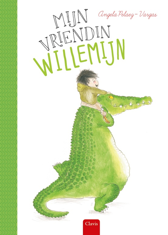 Cover Mijn vriendin Willemijn
