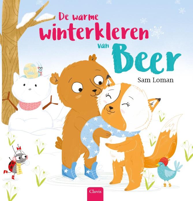 Cover De warme winterkleren van Beer