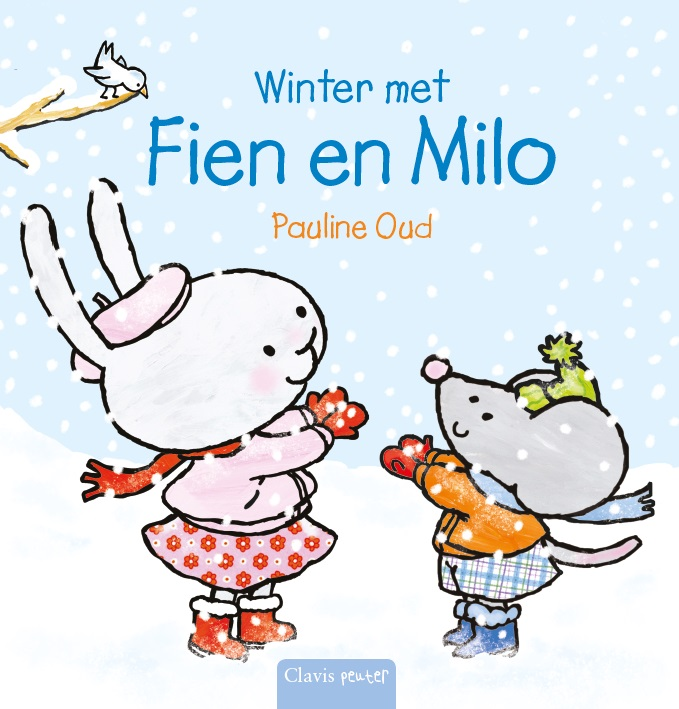 Cover Winter met Fien en Milo