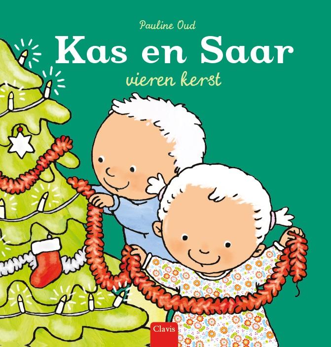 Cover Kas en Saar vieren kerst