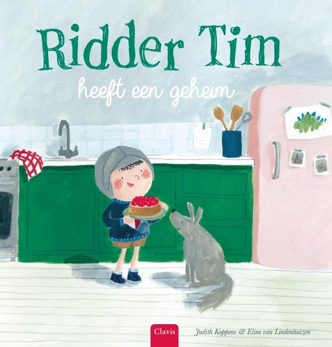 Cover Ridder Tim heeft een geheim
