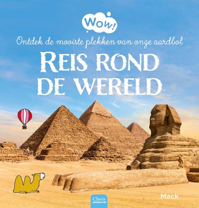 Cover Reis rond de wereld