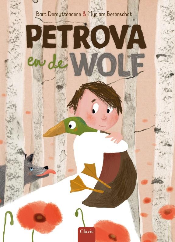 Cover Petrova en de wolf
