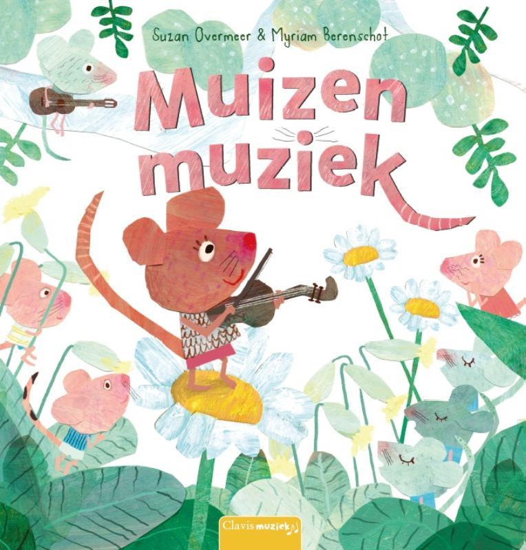 Cover Muizenmuziek