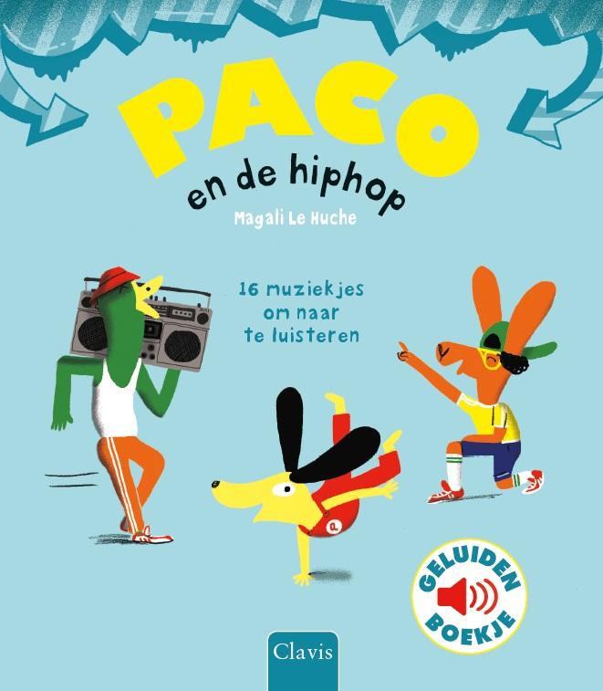 Cover Paco en de hiphop