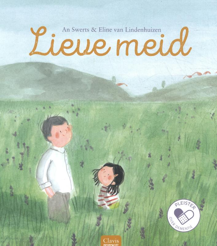 Cover Lieve meid