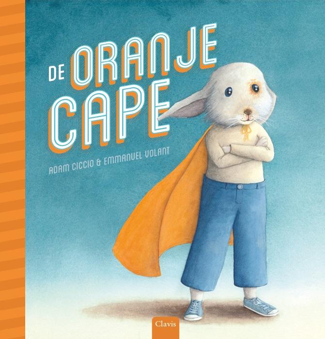 Cover De oranje cape