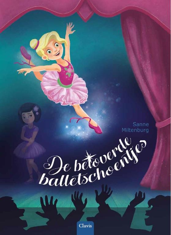 Cover De betoverde balletschoentjes