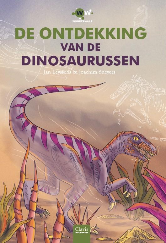 Cover De ontdekking van de dinosaurussen