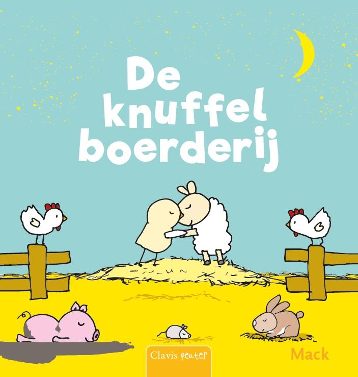Cover De knuffelboerderij