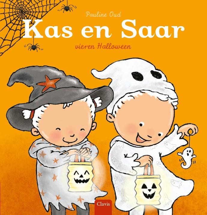Cover Kas en Saar vieren Halloween