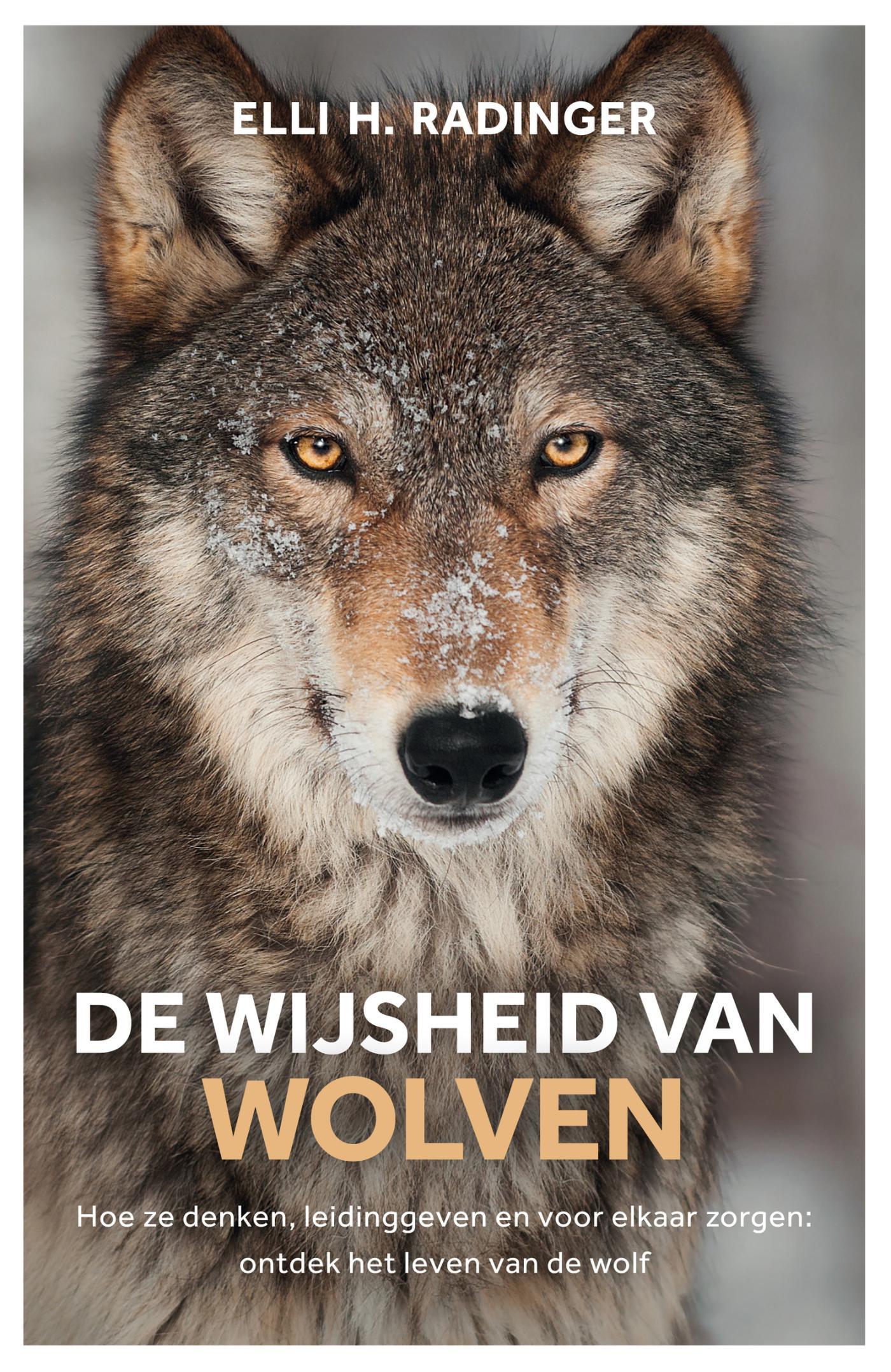 Cover De wijsheid van wolven