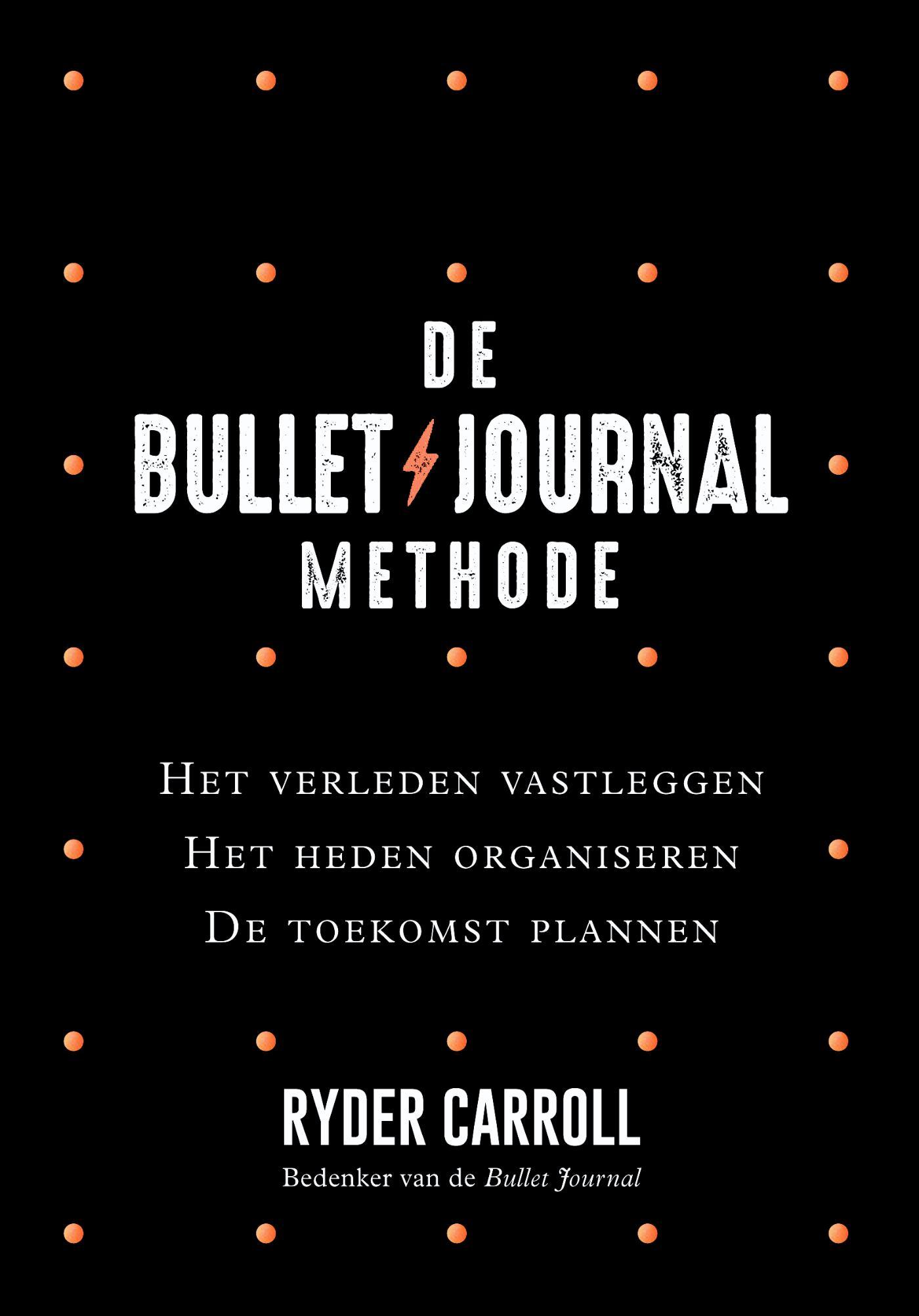 Cover De Bullet Journal Methode