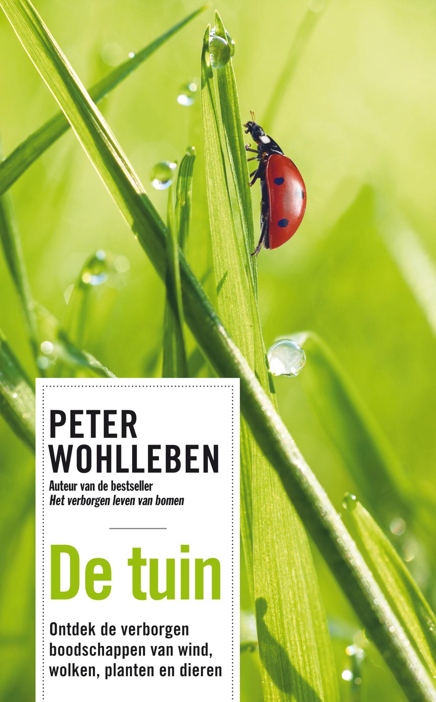 Cover De tuin