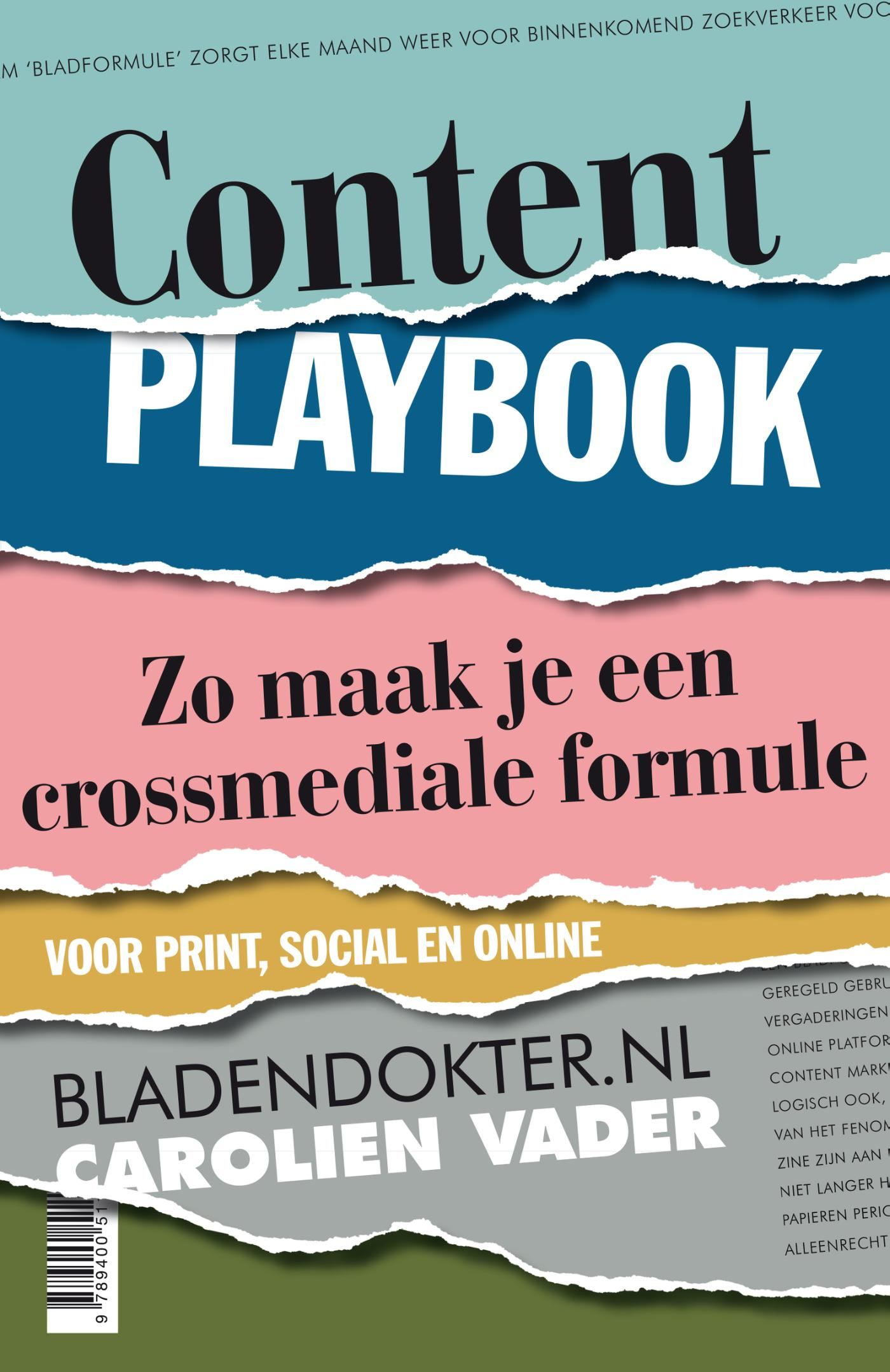 Cover Content Playbook