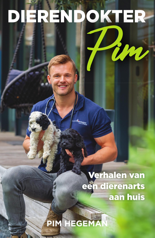 Cover Dierendokter Pim