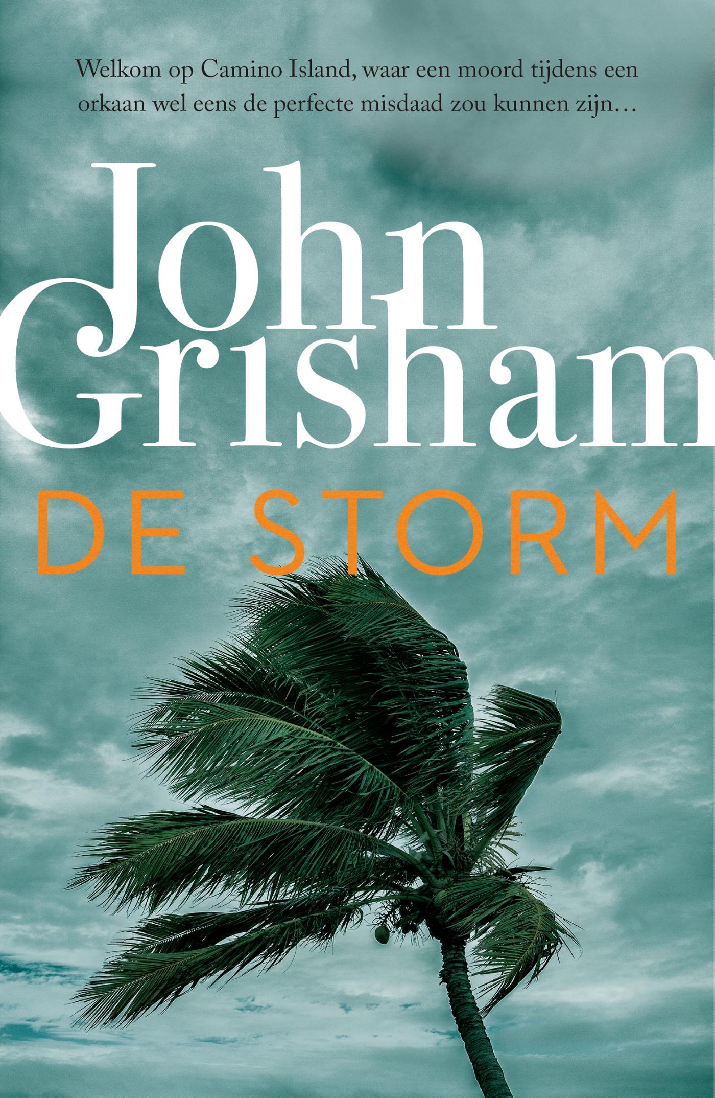 Cover De storm